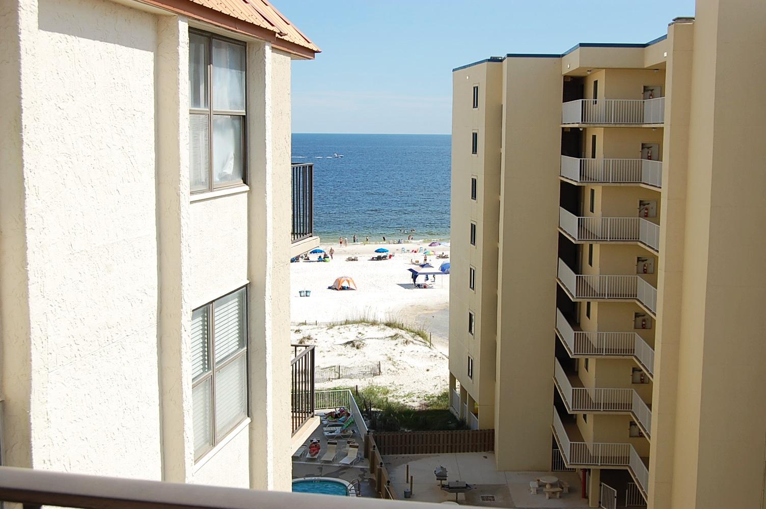 Gulf House 606 Condo rental in Gulf House Condominiums in Gulf Shores Alabama - #11