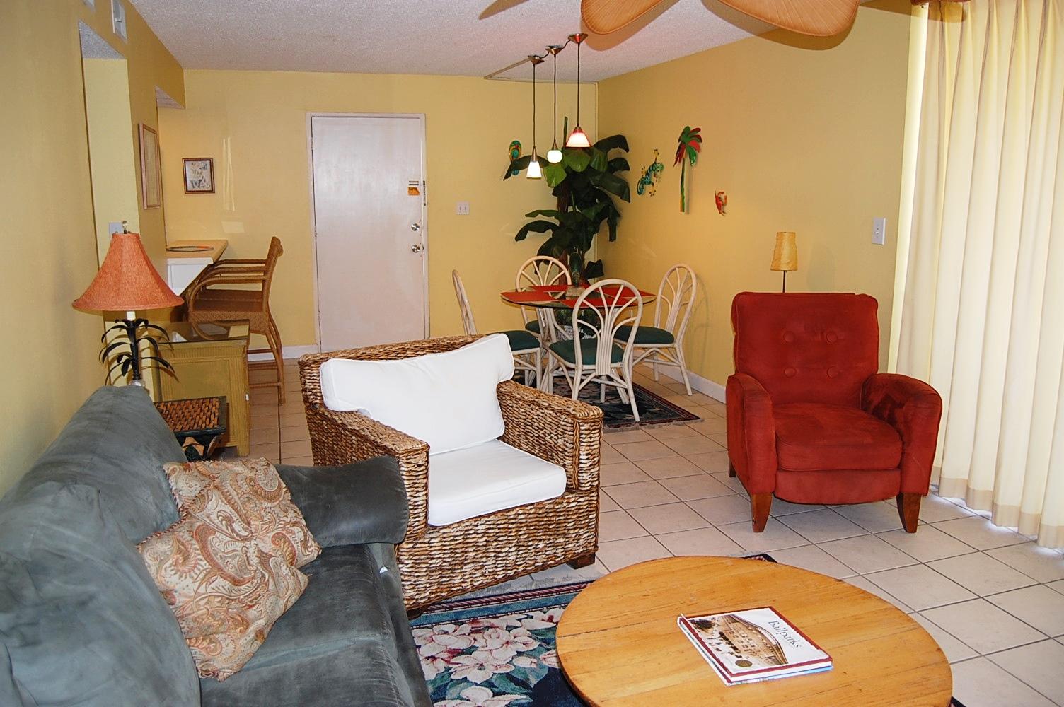 Gulf House 606 Condo rental in Gulf House Condominiums in Gulf Shores Alabama - #14