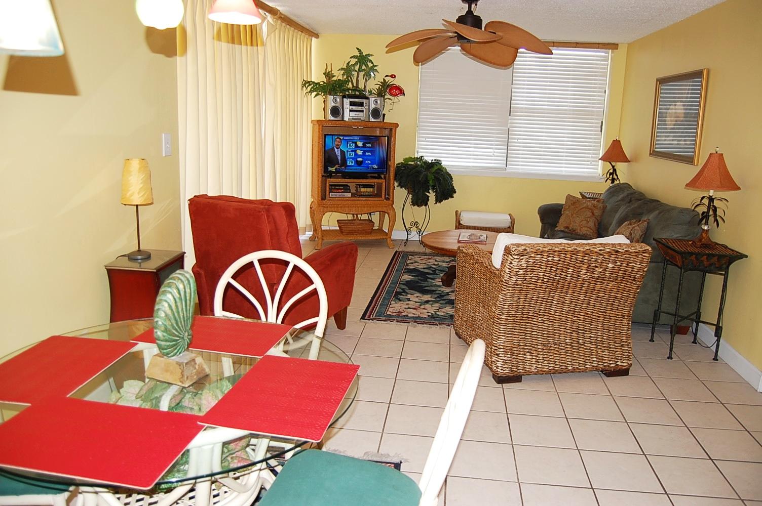 Gulf House 606 Condo rental in Gulf House Condominiums in Gulf Shores Alabama - #15