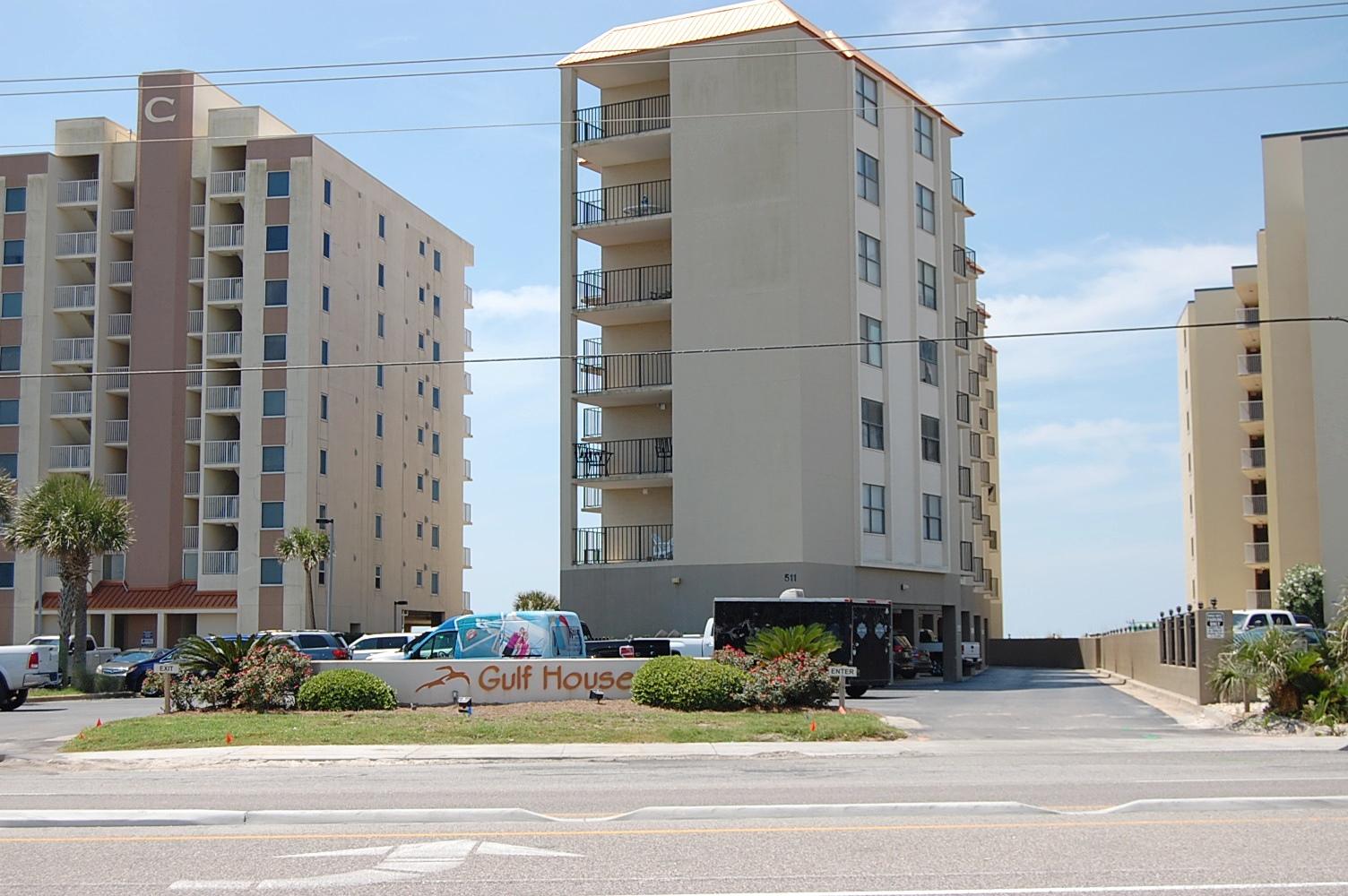 Gulf House 606 Condo rental in Gulf House Condominiums in Gulf Shores Alabama - #30