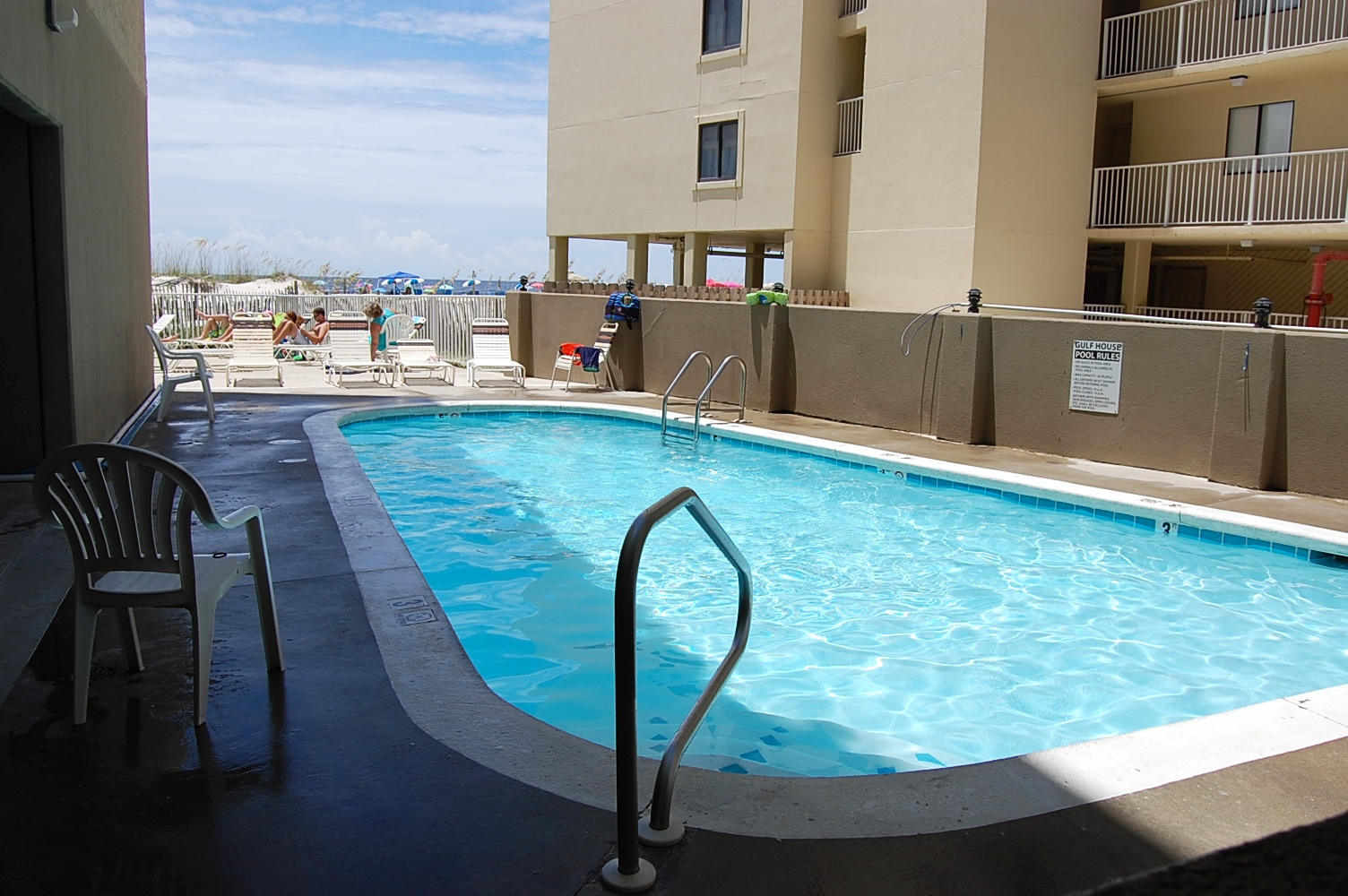 Gulf House 606 Condo rental in Gulf House Condominiums in Gulf Shores Alabama - #32