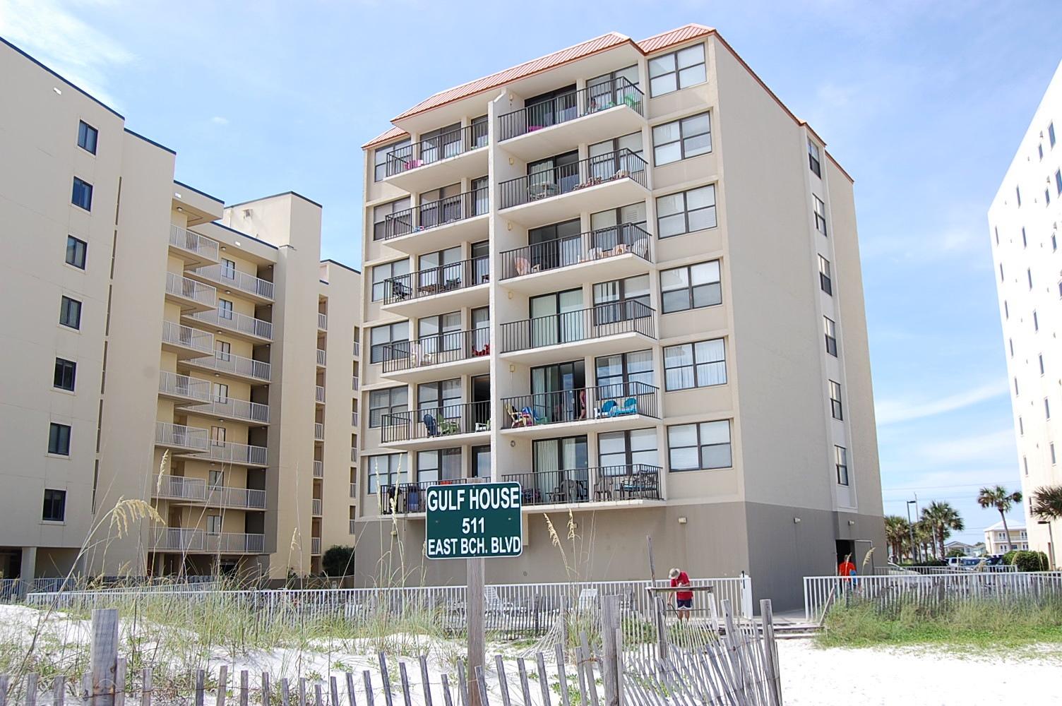 Gulf House 606 Condo rental in Gulf House Condominiums in Gulf Shores Alabama - #33