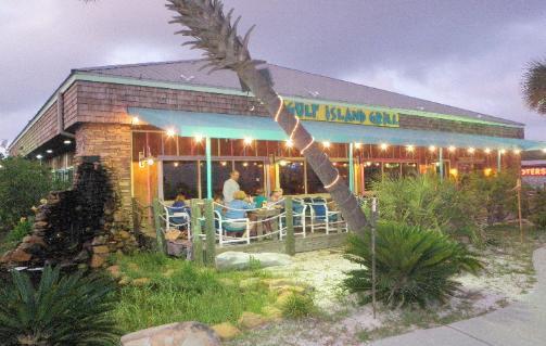 Gulf Island Grill in Gulf Shores Alabama