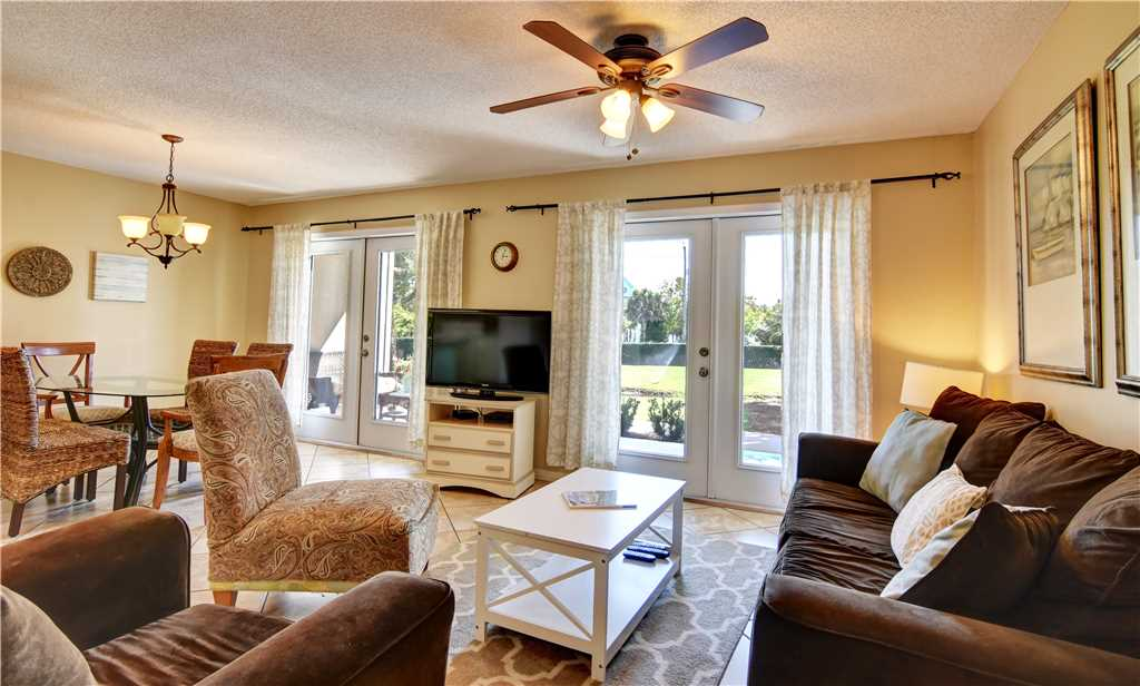 Santa Rosa Beach Gulf Place Caribbean 104 144 Spires Lane Condo rental in Gulf Place Caribbean in Highway 30-A Florida - #1