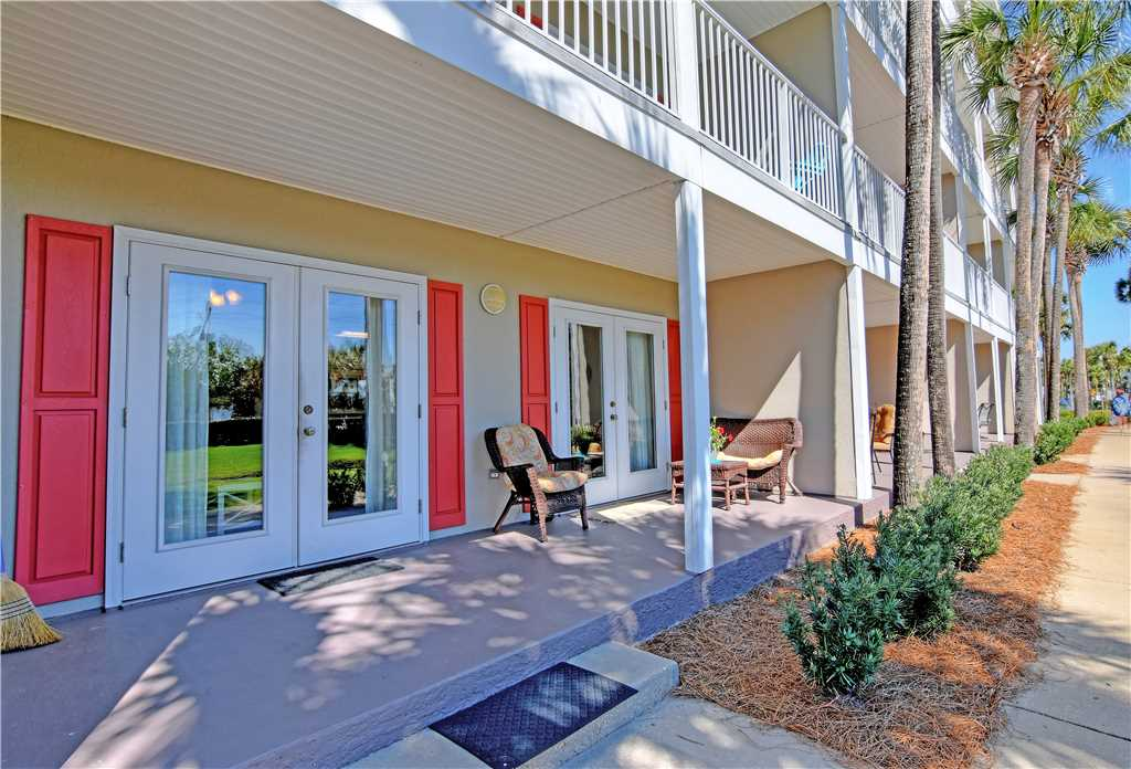 Santa Rosa Beach Gulf Place Caribbean 104 144 Spires Lane Condo rental in Gulf Place Caribbean in Highway 30-A Florida - #2
