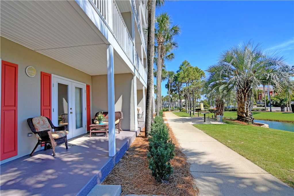 Santa Rosa Beach Gulf Place Caribbean 104 144 Spires Lane Condo rental in Gulf Place Caribbean in Highway 30-A Florida - #18