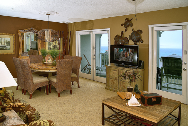 Santa Rosa Beach Gulf Place Caribbean 415 144 Spires Lane Condo rental in Gulf Place Caribbean in Highway 30-A Florida - #1