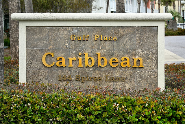 Santa Rosa Beach Gulf Place Caribbean 415 144 Spires Lane Condo rental in Gulf Place Caribbean in Highway 30-A Florida - #15