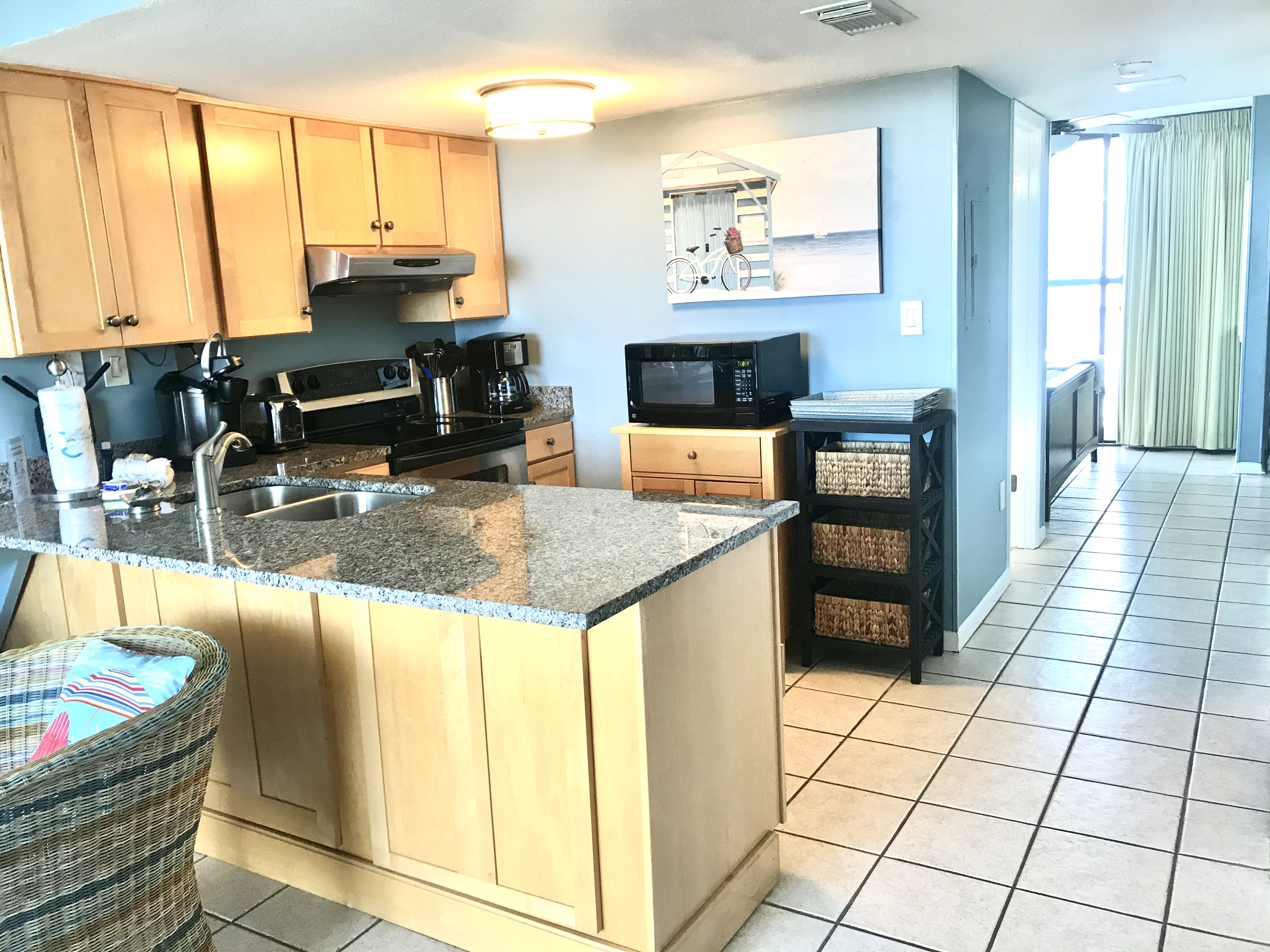 GS Surf & Racquet 301A Condo rental in Gulf Shores Surf and Racquet Club in Gulf Shores Alabama - #13