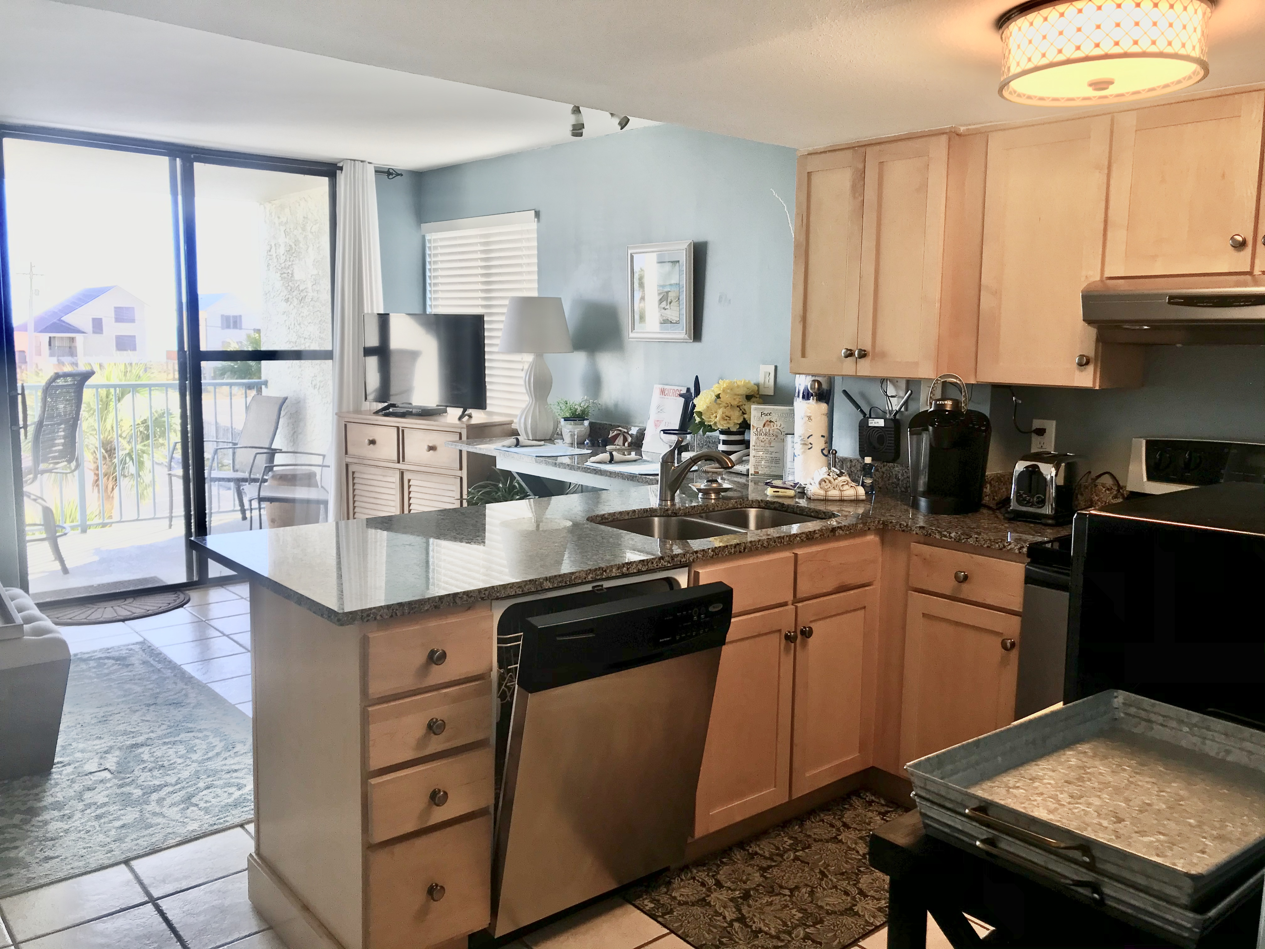 GS Surf & Racquet 301A Condo rental in Gulf Shores Surf and Racquet Club in Gulf Shores Alabama - #16