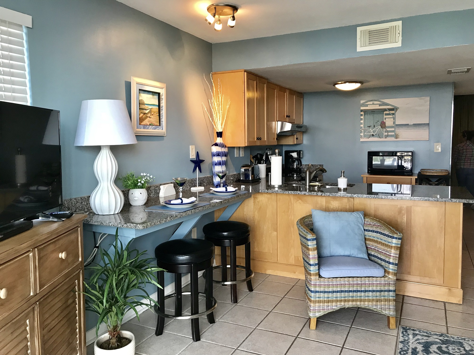 GS Surf & Racquet 301A Condo rental in Gulf Shores Surf and Racquet Club in Gulf Shores Alabama - #21