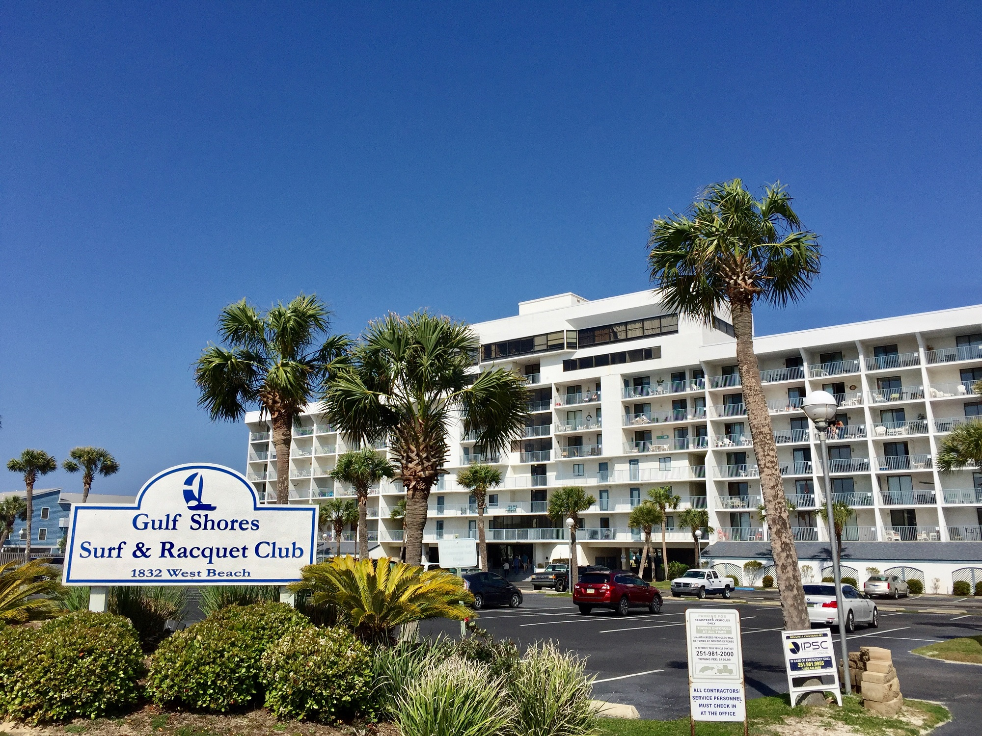 GS Surf & Racquet 301A Condo rental in Gulf Shores Surf and Racquet Club in Gulf Shores Alabama - #55