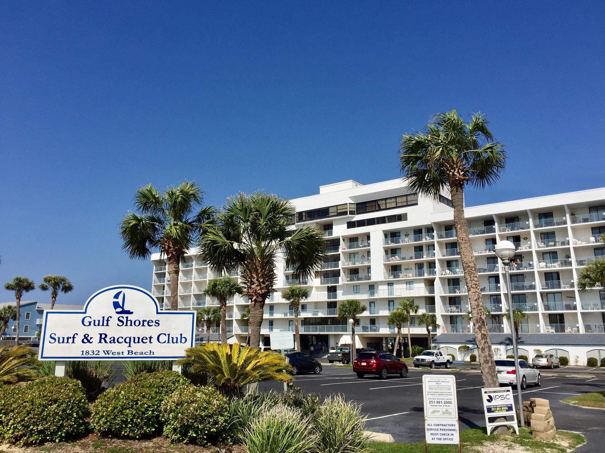 GS Surf & Racquet 503c Condo rental in Gulf Shores Surf and Racquet Club in Gulf Shores Alabama - #44