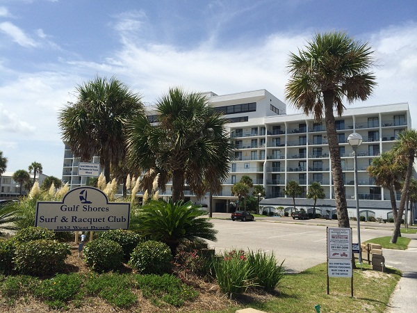 GS Surf & Racquet 704A Condo rental in Gulf Shores Surf and Racquet Club in Gulf Shores Alabama - #2