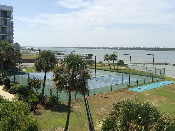 GS Surf & Racquet 704A Condo rental in Gulf Shores Surf and Racquet Club in Gulf Shores Alabama - #37