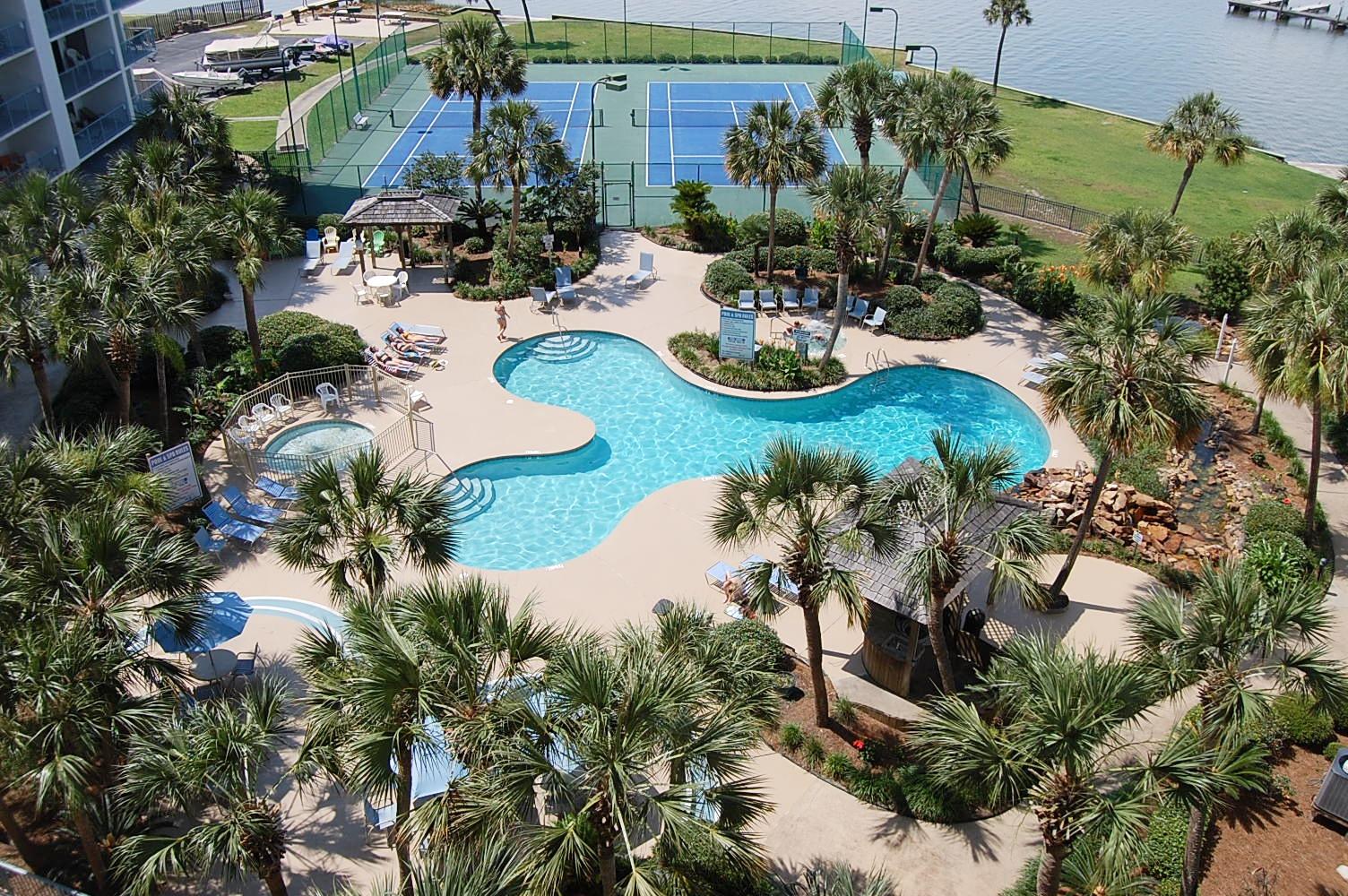 Gulf Shores Surf & Racquet 214 A Condo rental in Gulf Shores Surf and Racquet Club in Gulf Shores Alabama - #1