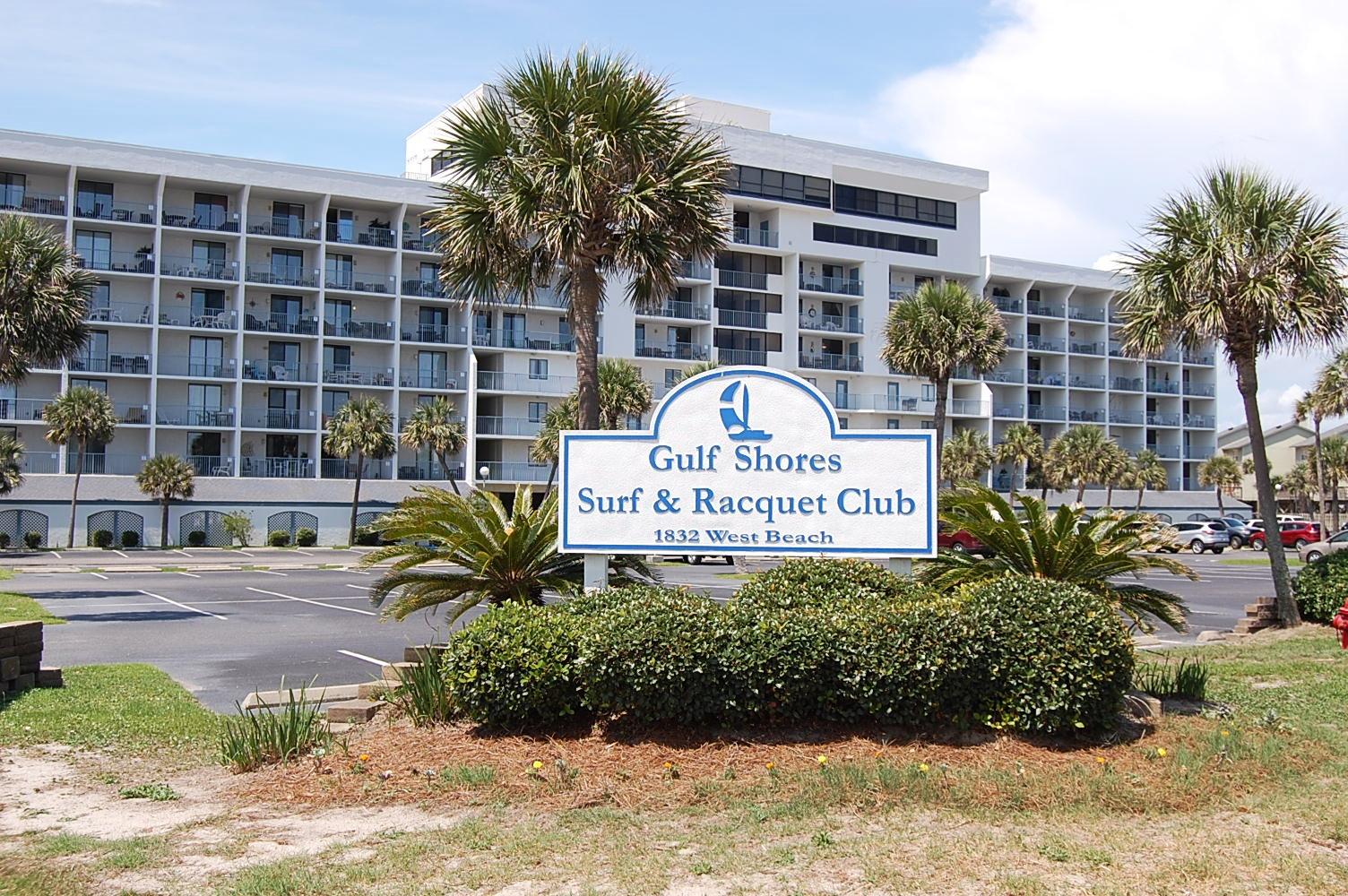 Gulf Shores Surf & Racquet 214 A Condo rental in Gulf Shores Surf and Racquet Club in Gulf Shores Alabama - #2