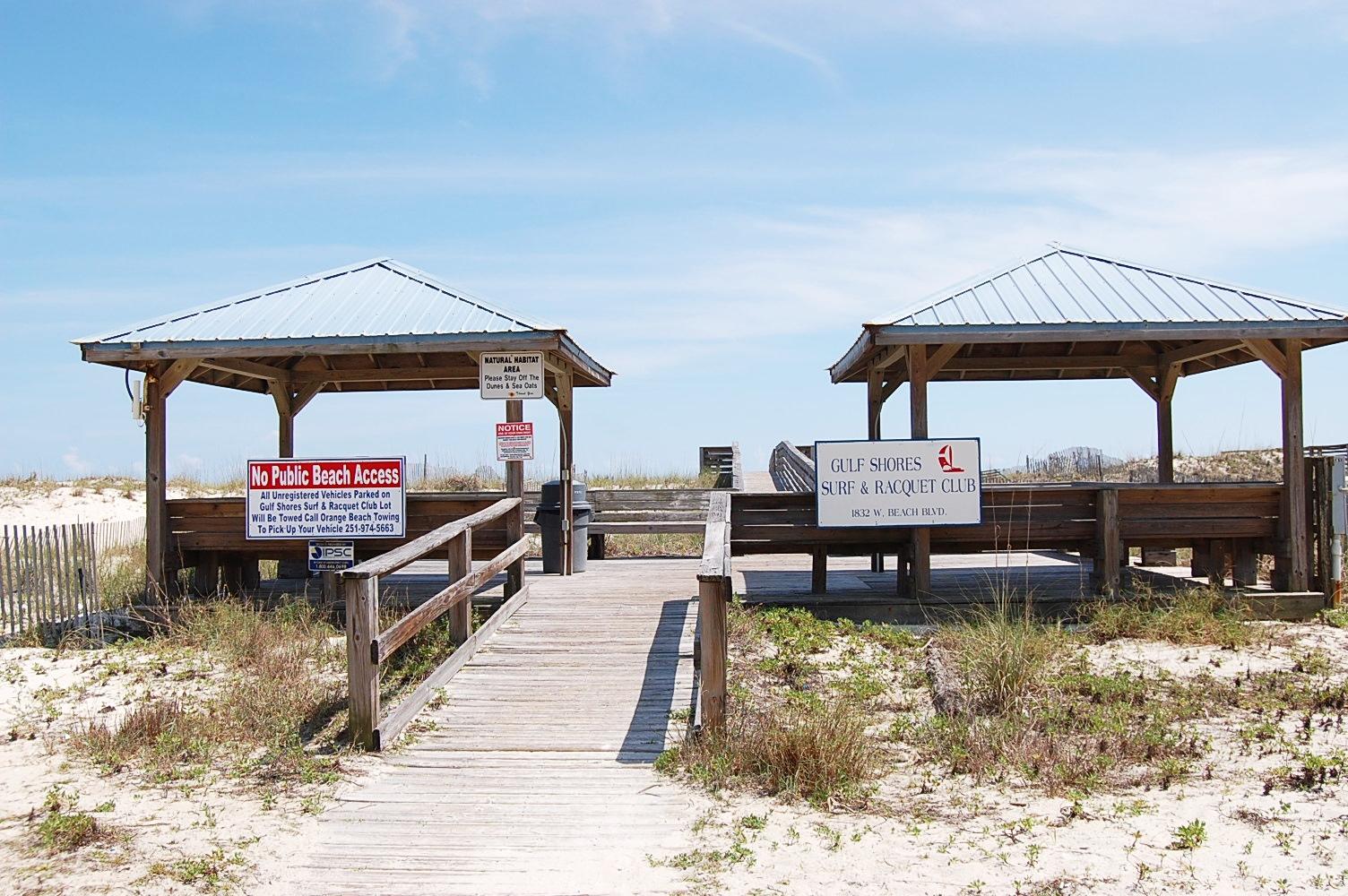 Gulf Shores Surf & Racquet 214 A Condo rental in Gulf Shores Surf and Racquet Club in Gulf Shores Alabama - #6