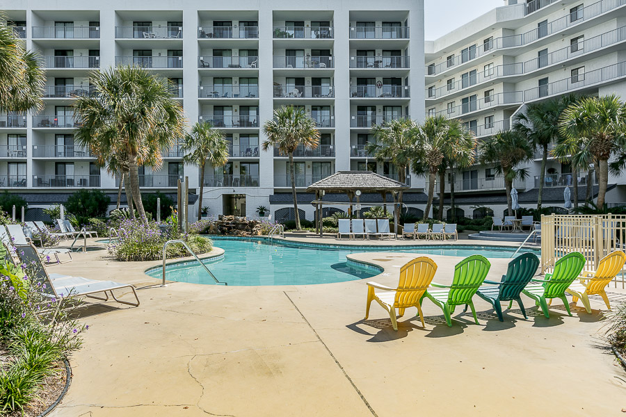Gulf Shores Surf & Racquet Club 304A