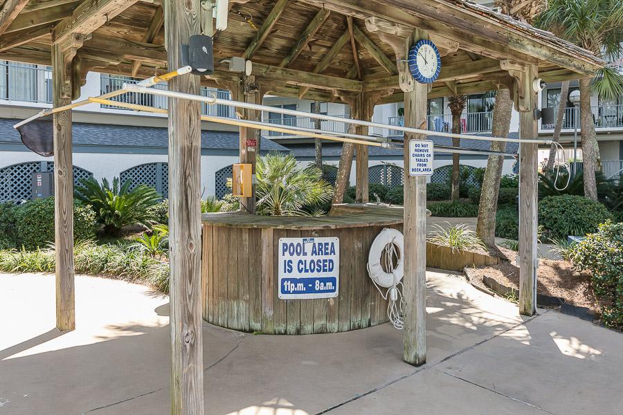 Gulf Shores Surf & Racquet Club 313A Condo rental in Gulf Shores Surf and Racquet Club in Gulf Shores Alabama - #19