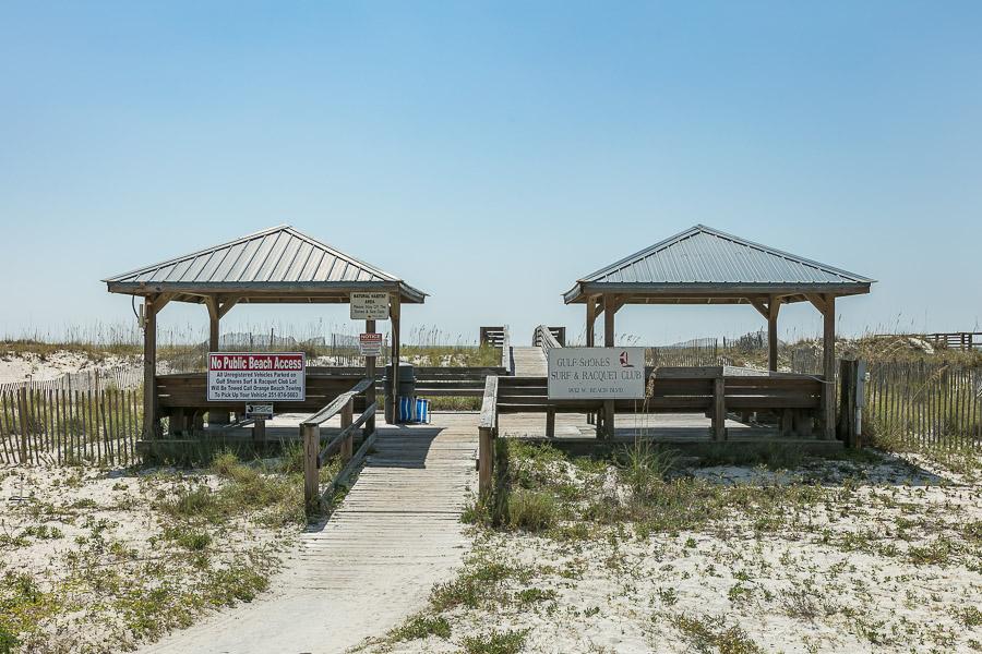 Gulf Shores Surf & Racquet Club 516A Condo rental in Gulf Shores Surf and Racquet Club in Gulf Shores Alabama - #17