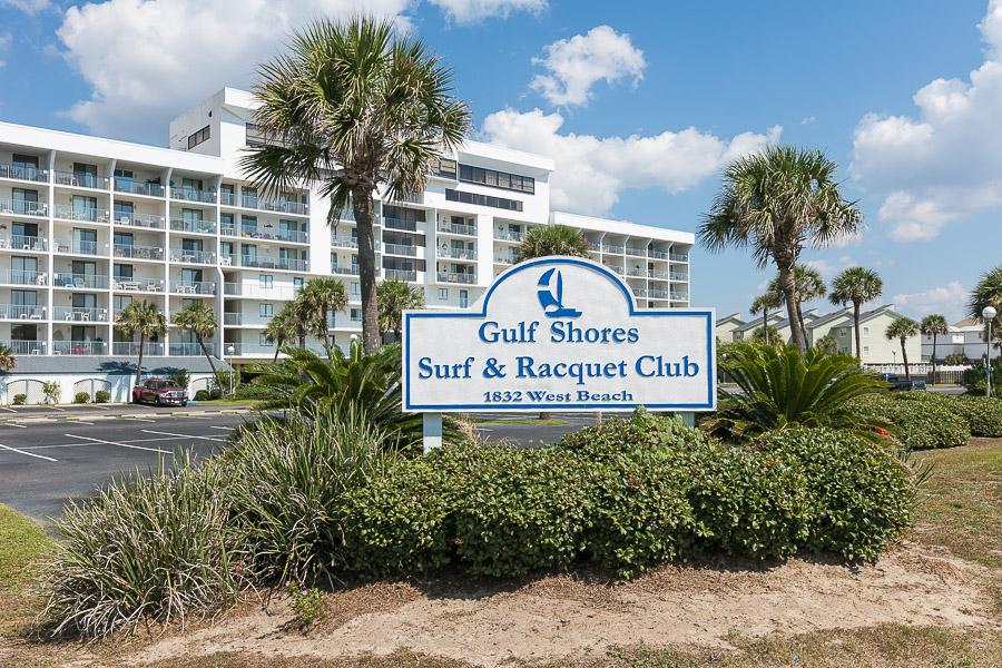Gulf Shores Surf & Racquet Club 516A Condo rental in Gulf Shores Surf and Racquet Club in Gulf Shores Alabama - #34