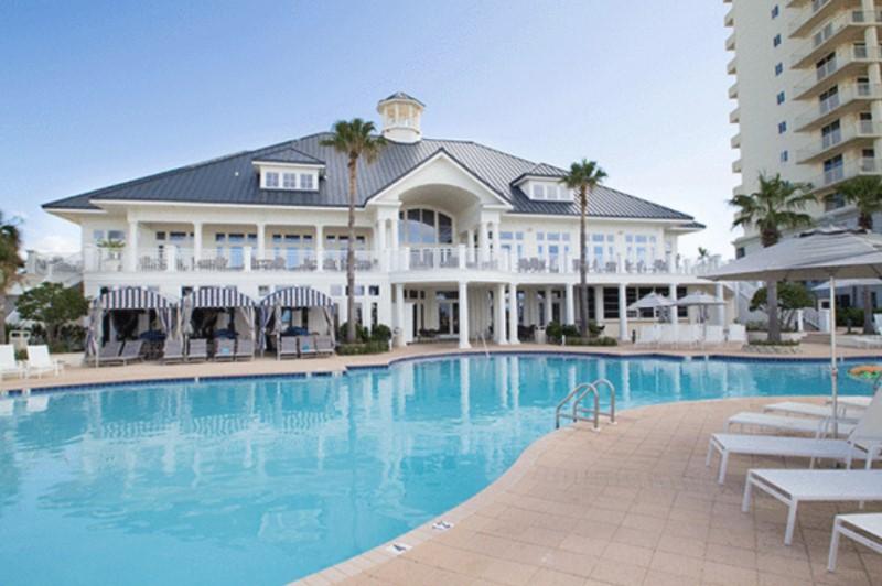 Beach Club Condominium Gulf Shores Alabama Pool