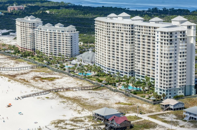 Beachfront Beach Club Condos Gulf Shores