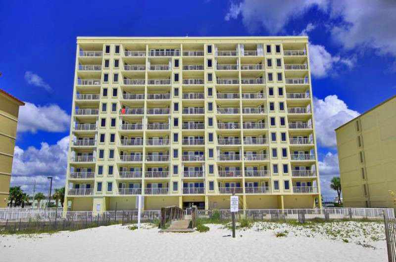 Boardwalk Condominiums in Gulf Shores AL