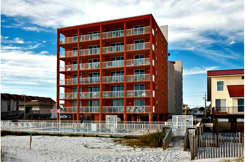Beachfront Buena Vista in Gulf Shores AL