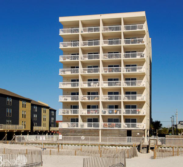 Beachfront property Caribbean Condominiums in Gulf Shores AL