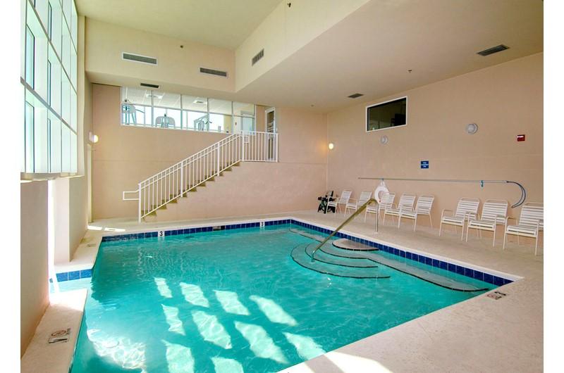 Crystal Shores West indoor pool Gulf Shores AL