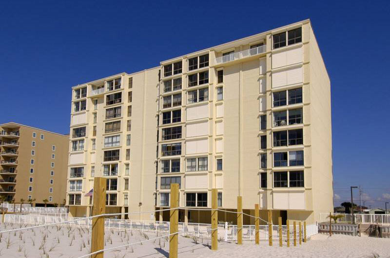 Beachfront Edgewater West in Gulf Shores AL