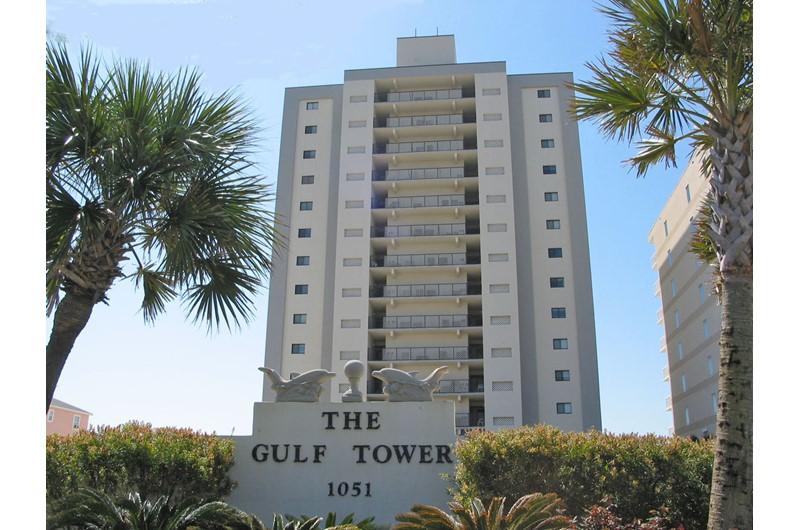 Gulf Tower Condominium