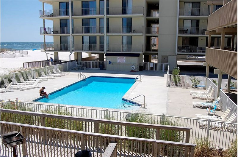 Lovely pool at Gulf Village Gulf Shores AL
