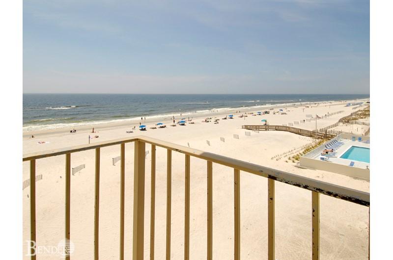 Sweeping views at  Gulf Village Gulf Shores AL