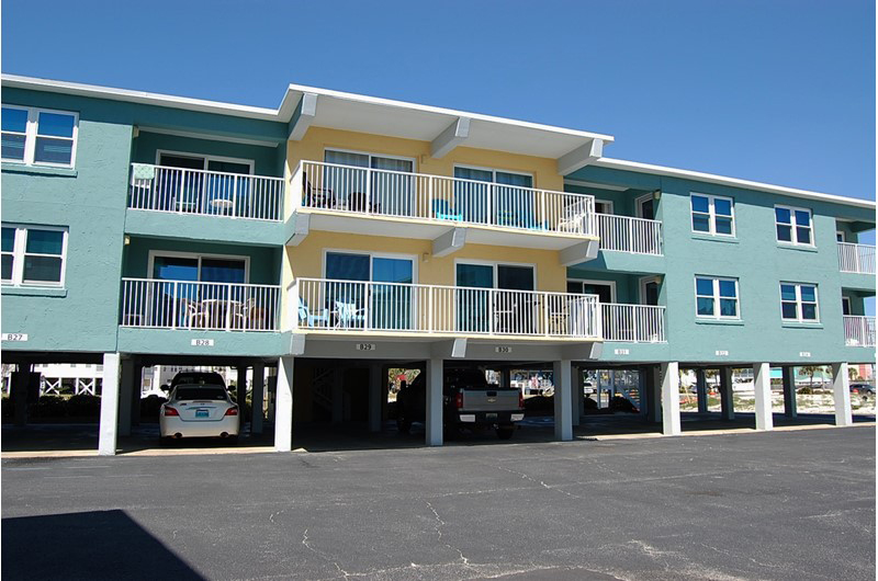 Harbor House is located on the  beach in Gulf Shores AL