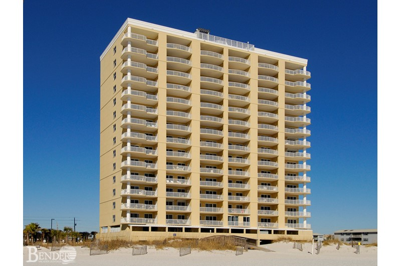 Island Royale a beachfront property in Gulf Shores AL