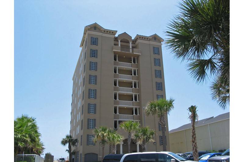 Street view of Legacy Gulf Shores