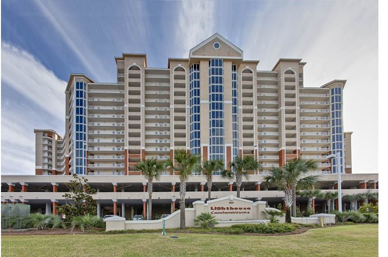 Lighthouse Condominiums in Gulf Shores Alabama