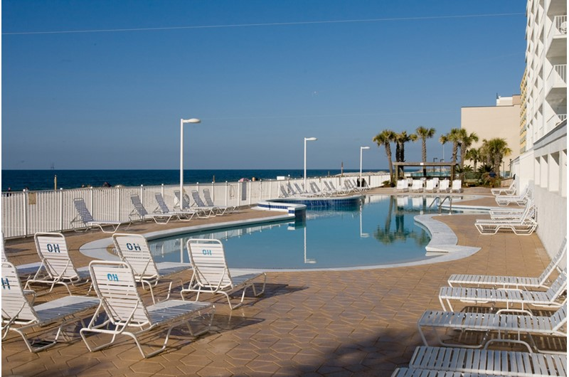 Great pool at Ocean House in Gulf Shores Alabama