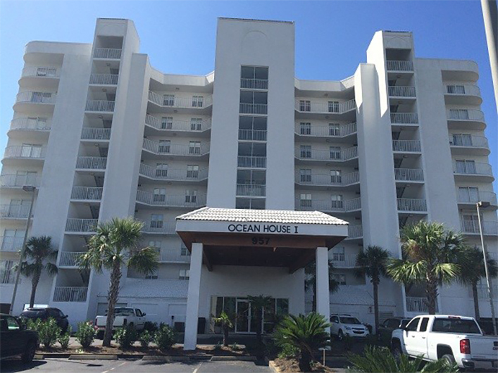 Ocean House in Gulf Shores Alabama