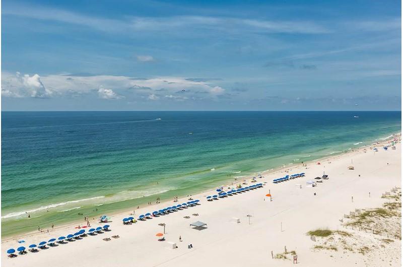Big views from San Carlos in Gulf Shores Alabama