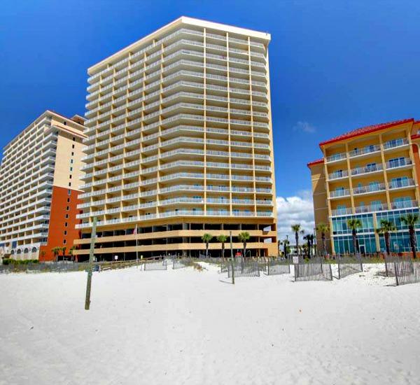 Seawind Condos in Gulf Shores AL