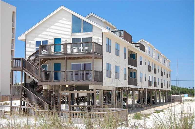 Spylass is a low density complex in Gulf Shores Alabama