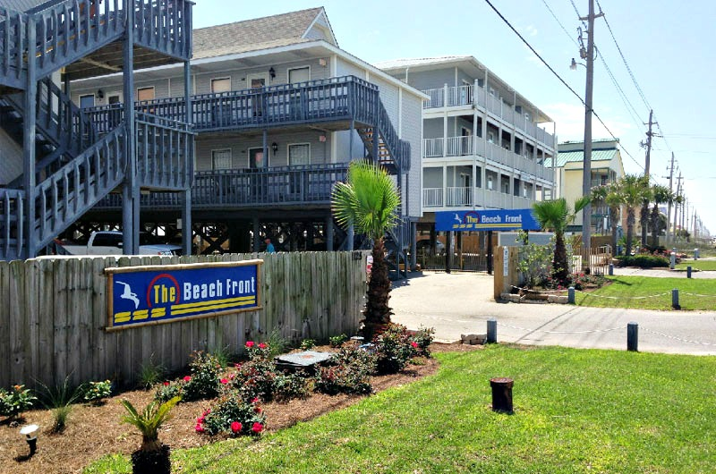 The Beach Front Condominiums in Gulf Shores AL