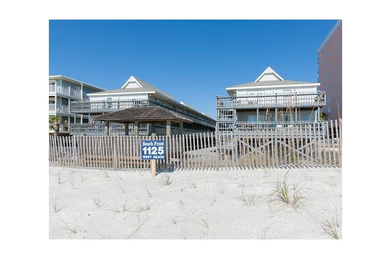 The Beach Front Condos in Gulf Shores Alabama