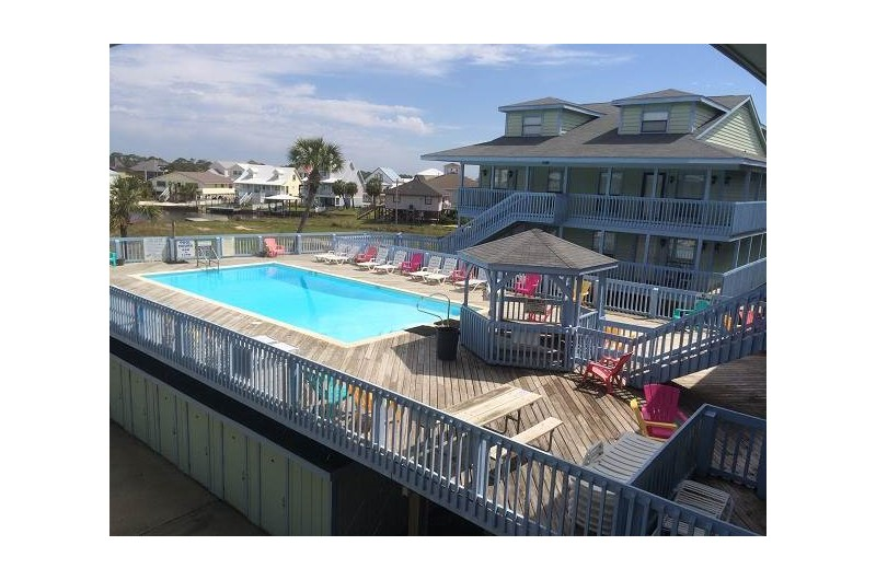 Pool at The Cove in Gulf Shores Alabama