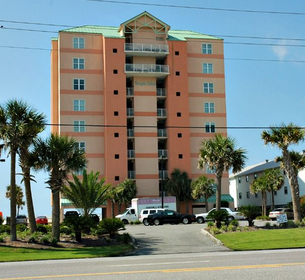 Tropic Isle in Gulf Shores Alabama