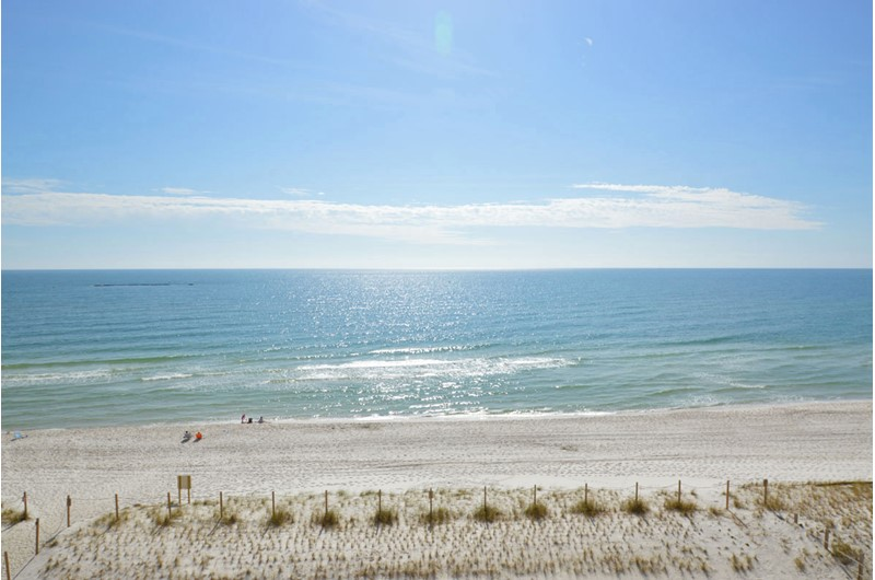 You'll be amazed by the stunning Gulf views at Tropical Winds Gulf Shores AL.